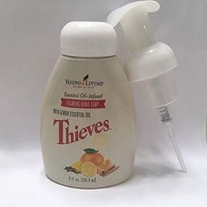 Young Living Thieves Foaming Hand Soap